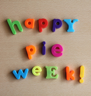 Happy Pie Week!
